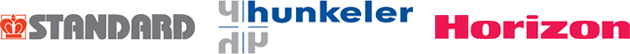 Standard / Hunkeler / Horizon Logos