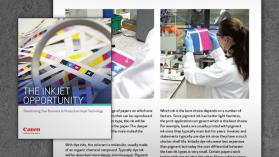 The Inkjet Opportunity Booklet