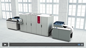 Océ ColorStream 3000Z Overview Press Demo