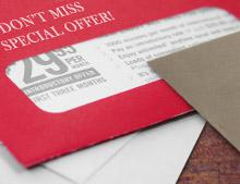 Digital Mail Production. Your Competitive Edge. - October 2014